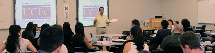 UCEC Presentations banner image
