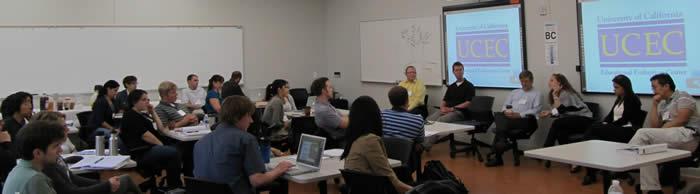 UCEC Training banner image